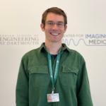 Samuel Streeter; Engineering PhD student